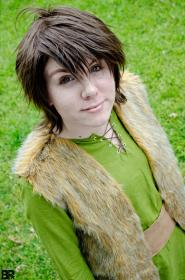 Hiccup from How to Train Your Dragon worn by Tham