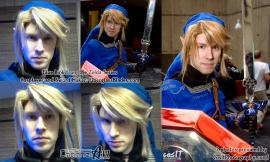 Link from Legend of Zelda: Twilight Princess  by