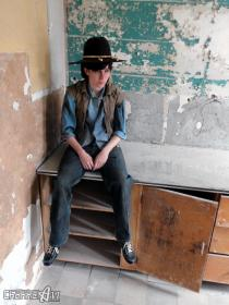 Carl Grimes from Walking Dead, The worn by Avianna