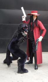 Alucard from Hellsing worn by Lycana